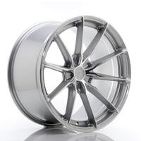JR Wheels JR37 20x10,5 ET20-40 5H BLANK Silver Machined Face