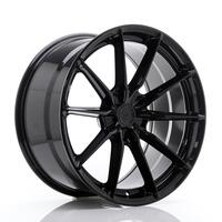 JR Wheels JR37 20x10 ET20-45 5H BLANK Glossy Black