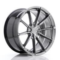 JR Wheels JR37 20x10 ET20-45 5H BLANK Hyper Black
