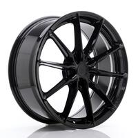 JR Wheels JR37 20x8,5 ET20-45 5H BLANK Glossy Black