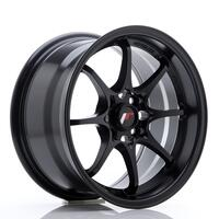 JR Wheels JR5 15x8 ET28 4x100 Matt Black