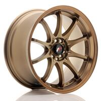 JR Wheels JR5 18x9,5 ET38 5x100/114,3 Dark Anodized Bronze