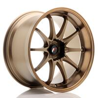 JR Wheels JR5 19x10.5 ET12 5H BLANK Dark Anodized Bronze