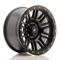 JR Wheels JRX7 17x9 ET0 6x139,7 Matt Black